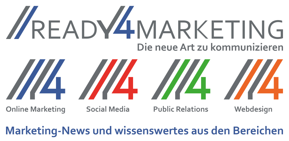 READY4 Marketing & Kommunikation - Ihre Marketing-Agentur aus Mönchengladbach - Online Marketing, SEO, SEO, Social Media Marketing und mehr